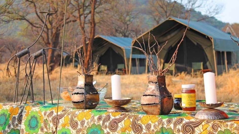 Tanzania Serengeti View Camp