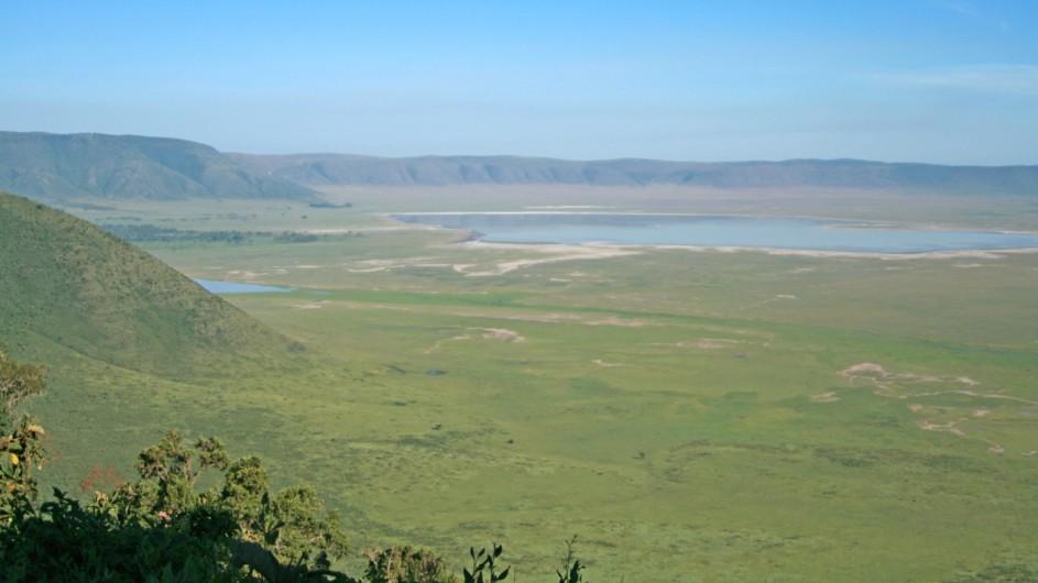 Tanzania Ngorongoro Krater