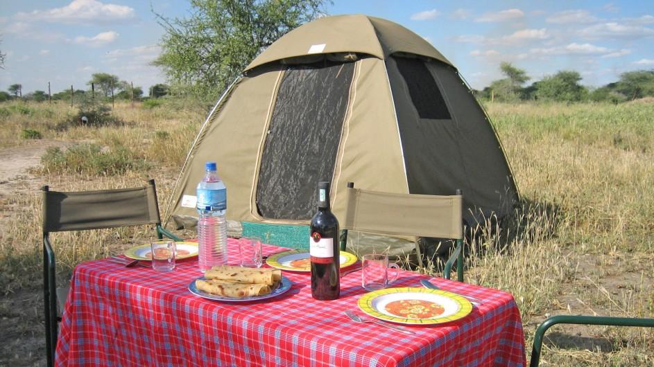 Tanzania Experience Zelt