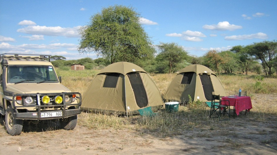 Tanzania Experience Zeltplat