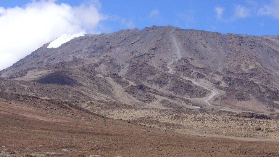 Tanzania Kilimanjaro Trekking unterwegs