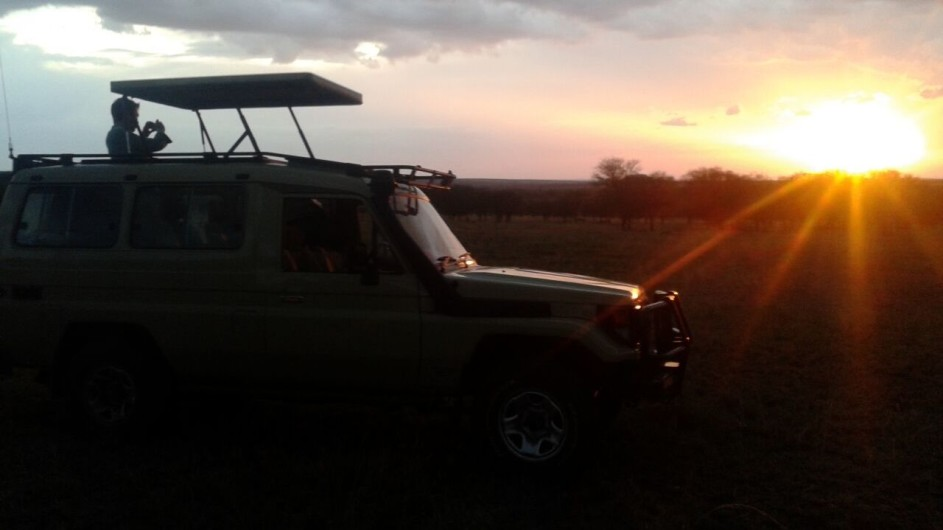 Tanzania Wilkinson Tours Safarifahrzeug