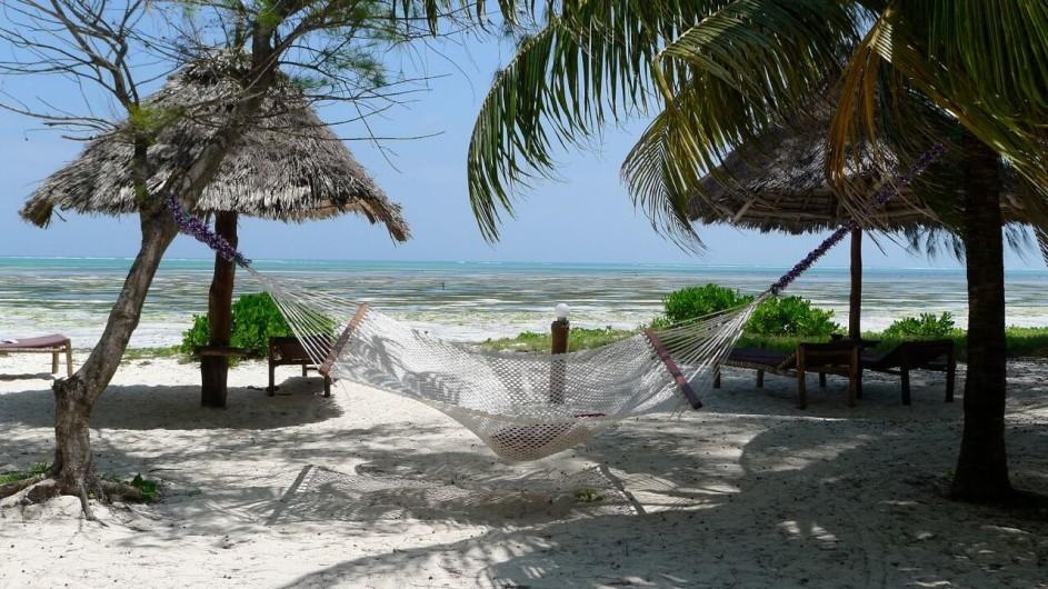 Tanzania Bahaia View Lodge Zanzibar Strand