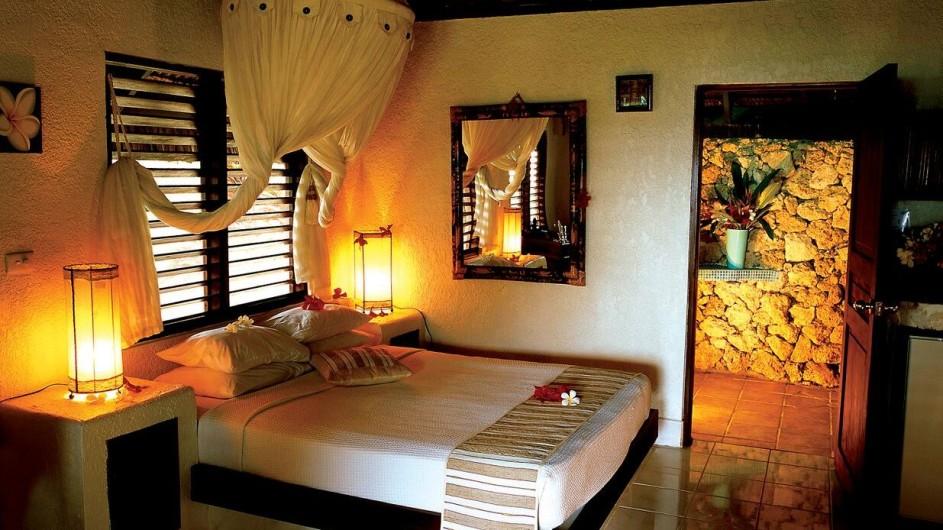 Vanuatu Efate Breaka´s Beach Resort Zimmer innen