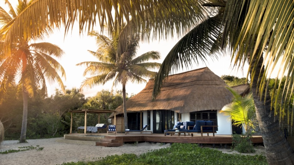 Mozambique Benguerra Island Lodge Casinha