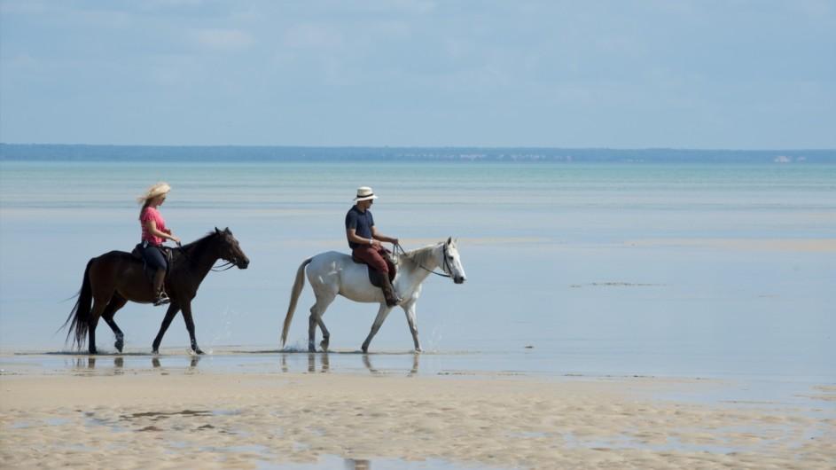 Mozambique Benguerra Island Lodge Reitausflug