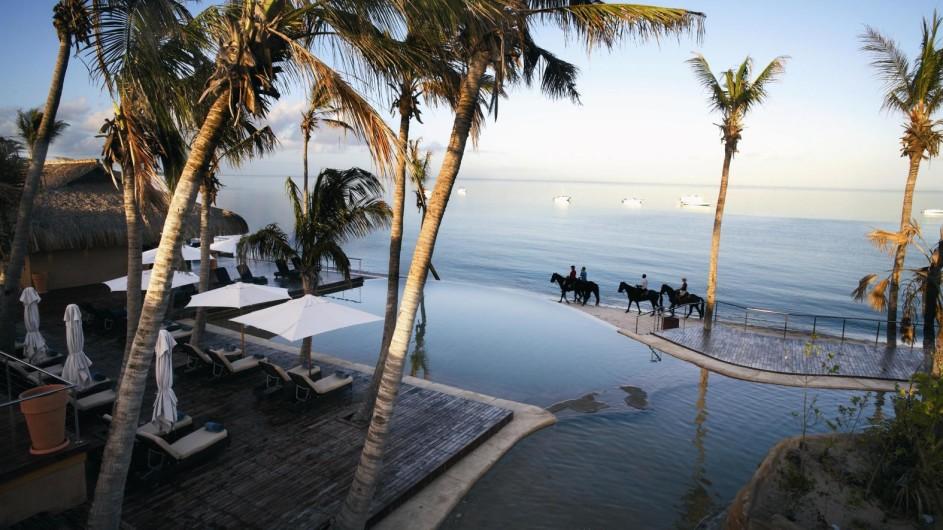 Mozambique Anantrara Resort & Spa Bazarutu Island Club Naval