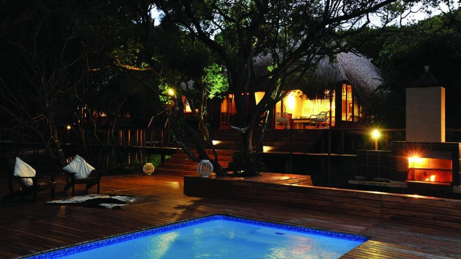 Mozambique Santa Maria Peninsula Machangulu Beach Lodge Beach Villa