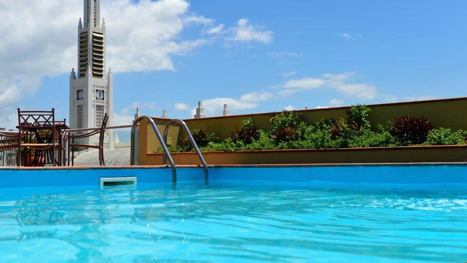 Mozambique Maputo Pestana Rovuma Hotel Pool