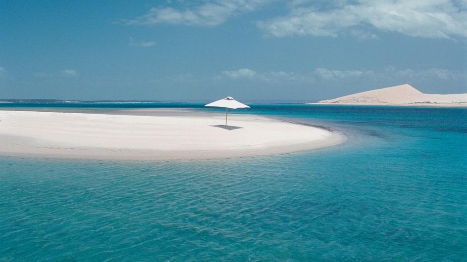 Mozambique Anantrara Resort & Spa Bazarutu Island Pansy Island