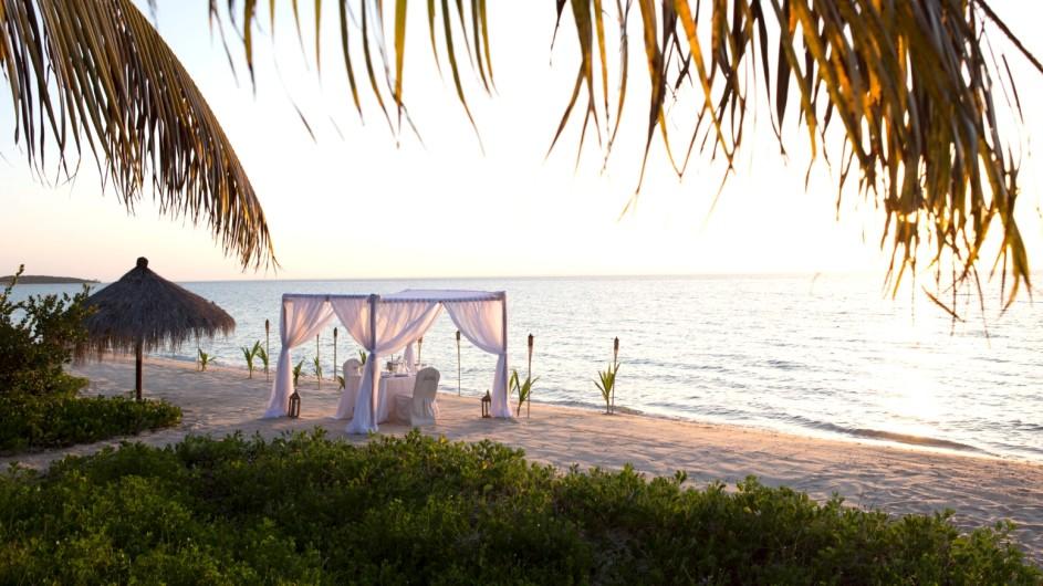 Mozambique Anantrara Resort & Spa Bazarutu Island Privates Dinner
