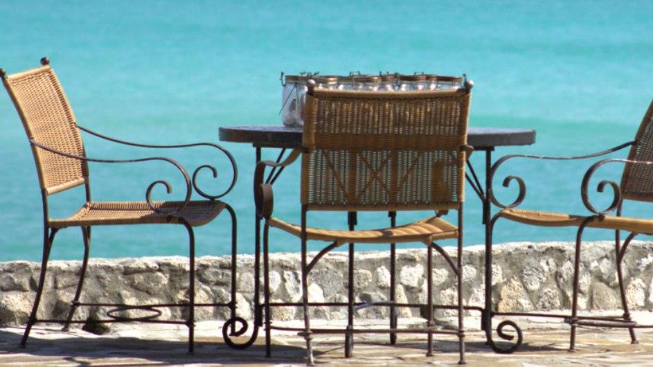Mozambique Anantara Resort Medjumbe Island ein Platz mit Aussicht