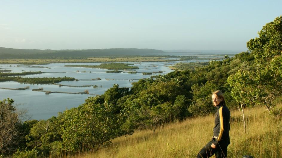 Südafrika Kosy Bay Ausblick