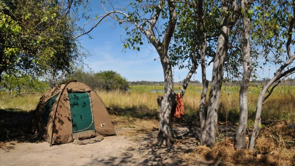 Sunway Safaris Zelt