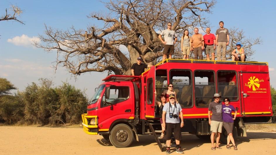 Sunway Safari Truck
