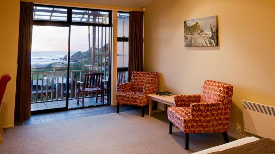Neuseeland Westküste Punakaiki Resort Eco Suite