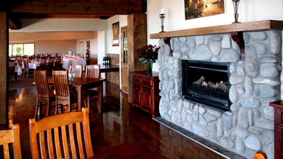 Neuseeland Turangi Oreti Village Restaurant
