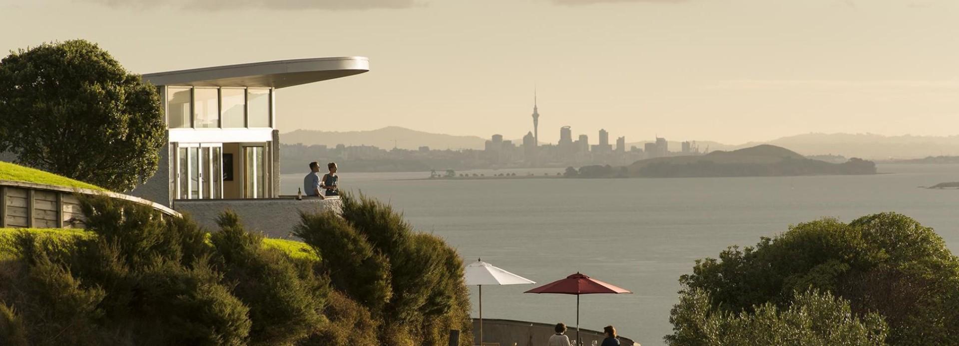 Neuseeland - Waiheke Island
