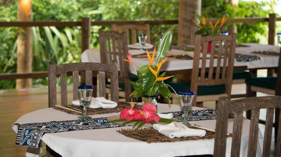Fiji Inseln Lalita Island Resort Restaurant
