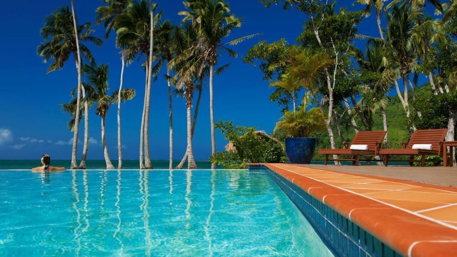 Fiji Inseln Lalita Island Resort Pool