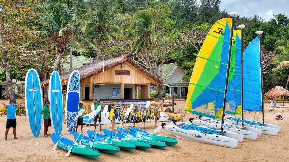 Fiji Malolo Island Resort Aktivitäten