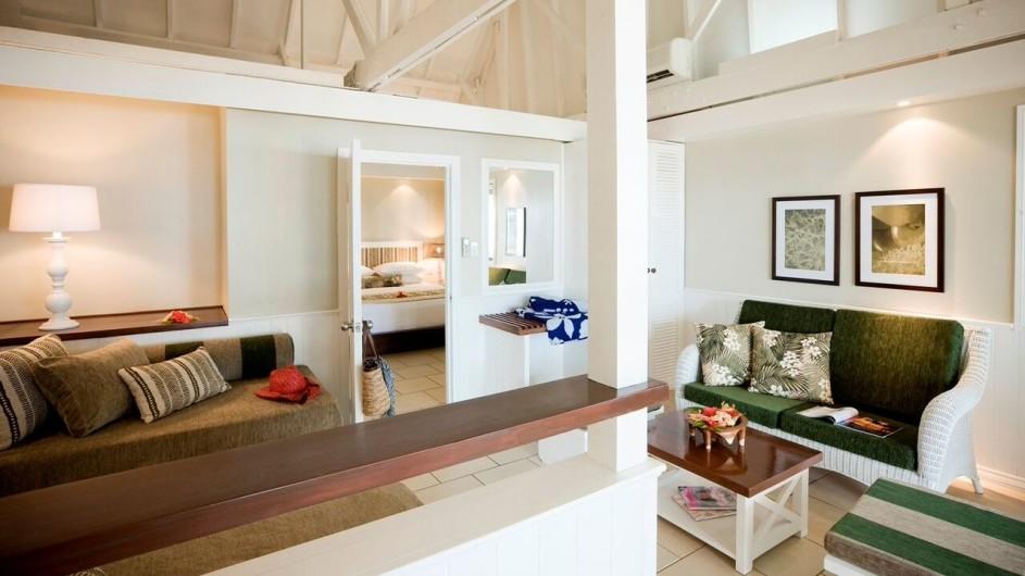 Fiji Malolo Island Resort Deluxe Meerblick Bungalow