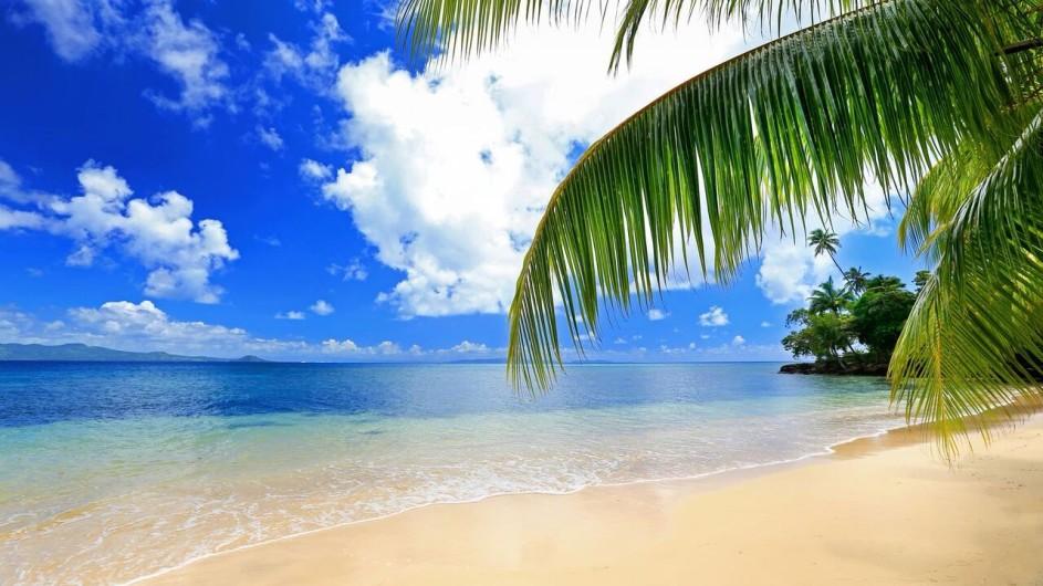 Fiji Inseln Taveuni Matangi Island Resort Strand