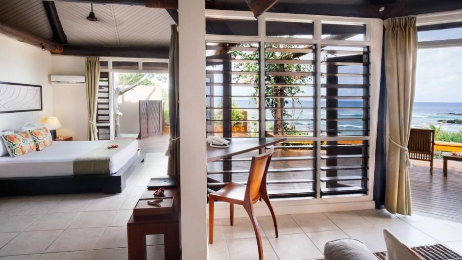 Fiji Inseln Yasawa Island Resort Bungalow Suite