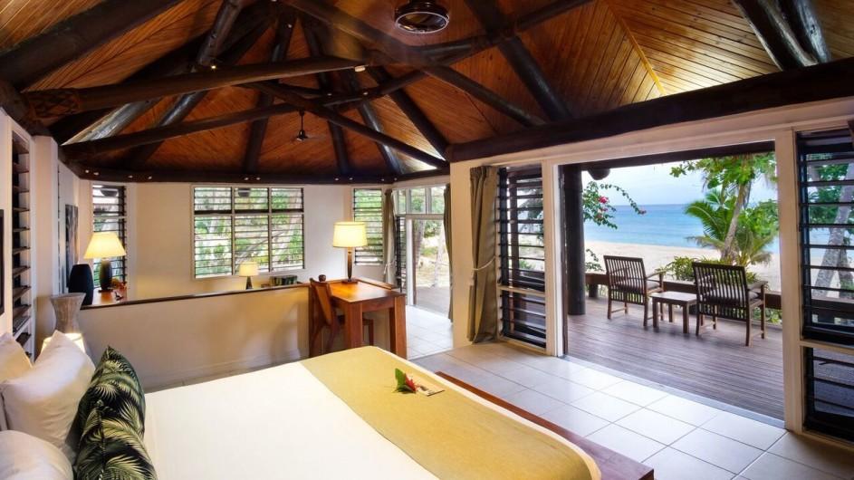 Fiji Inseln Yasawa Island Resort Deluxe Strandbungalow