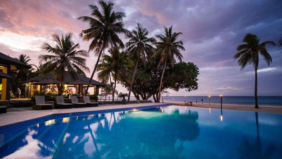 Fiji Inseln Yasawa Island Resort Pool