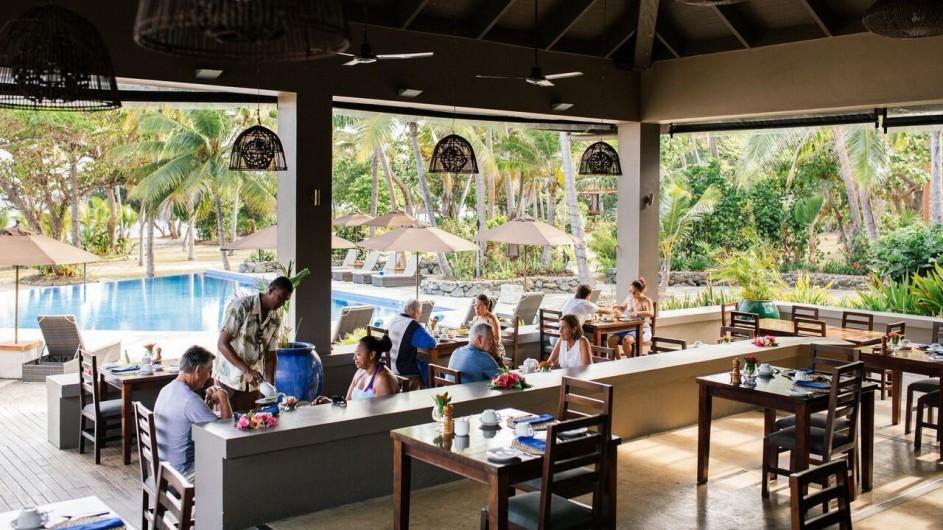 Fiji Inseln Yasawa Island Resort Restaurant