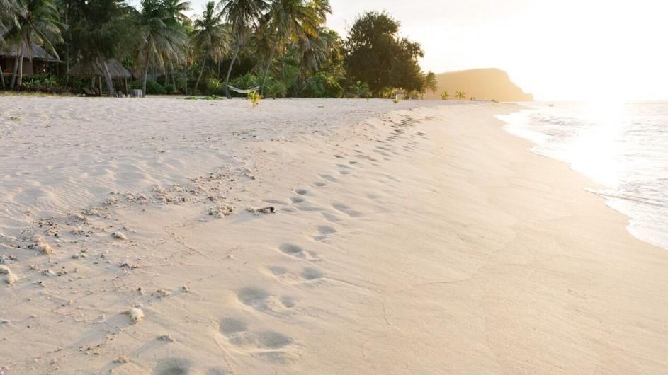 Fiji Inseln Yasawa Island Resort Strand