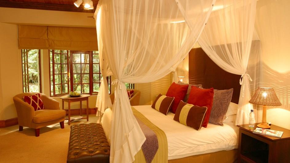 Südafrika Addo Nationalpark Woodall Country House Zimmer