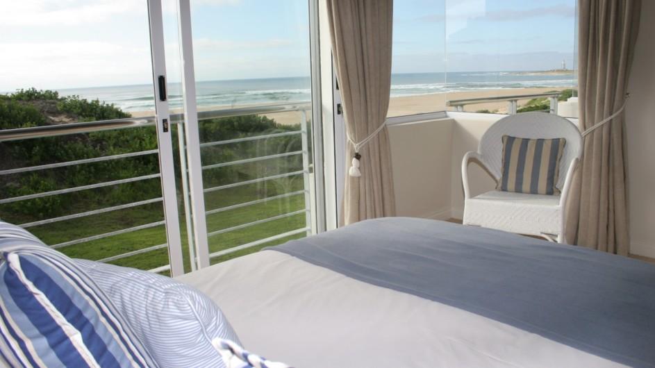 Südafrika Cape St. Francis Beach Break Zimmer mit Meerblick
