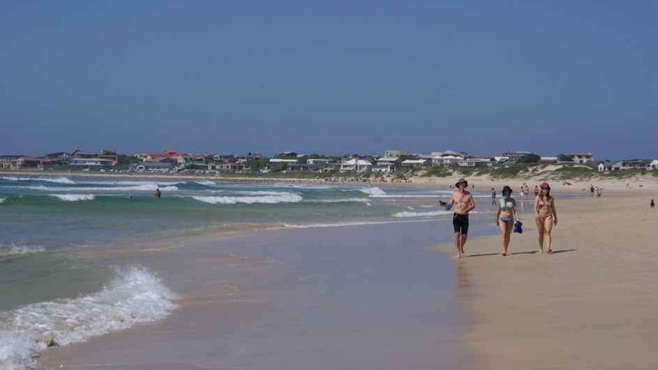 Südafrika Cape St. Francis Beach Break Strand