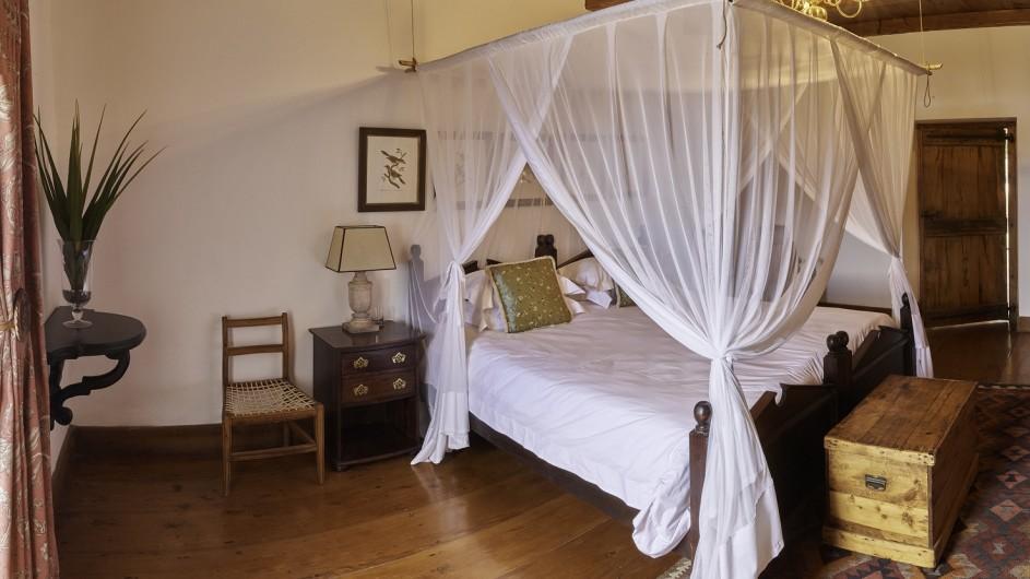 Südafrika De Hoop Collection Zimmer im Manor House