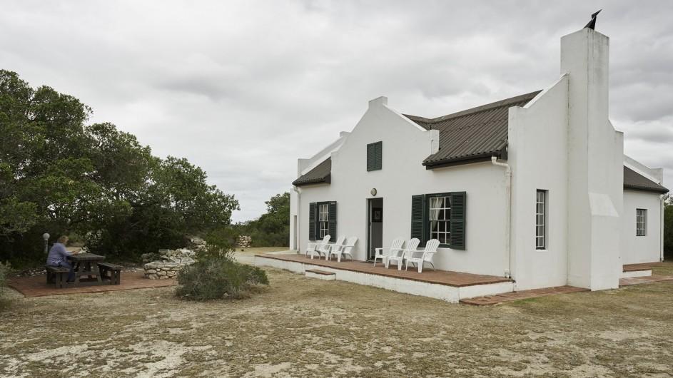 Südafrika De Hoop Collection Opstal Haus Außenansicht