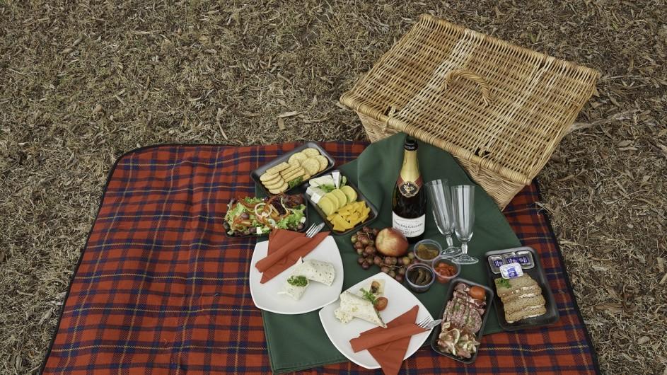 Südafrika De Hoop Collection Picknick
