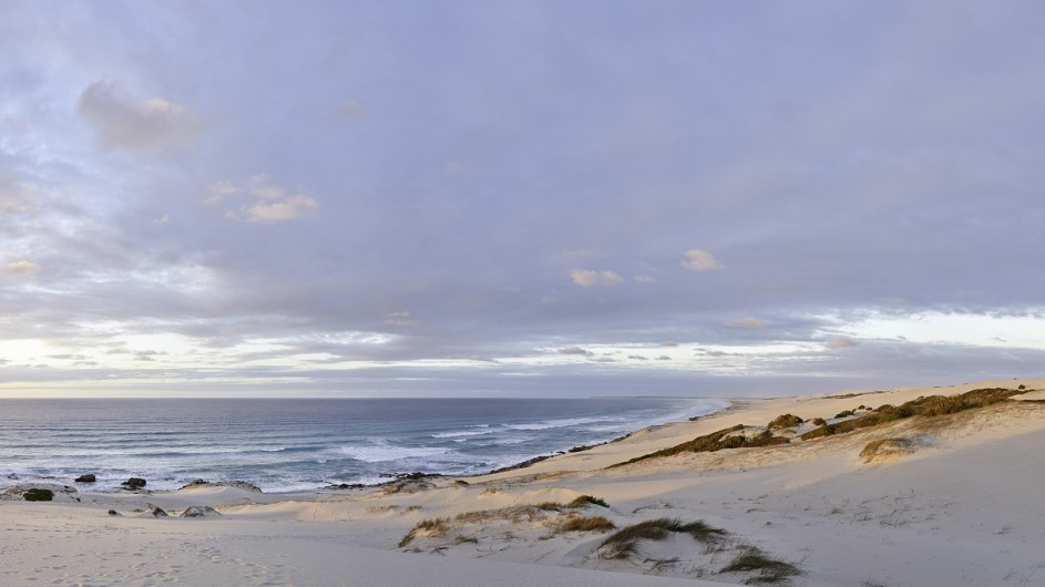 Südafrika De Hoop Collection Strand