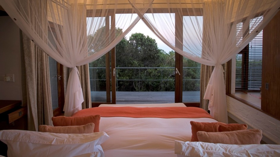 © Grootbos Private Nature Reserve Forest Lodge Zimmer