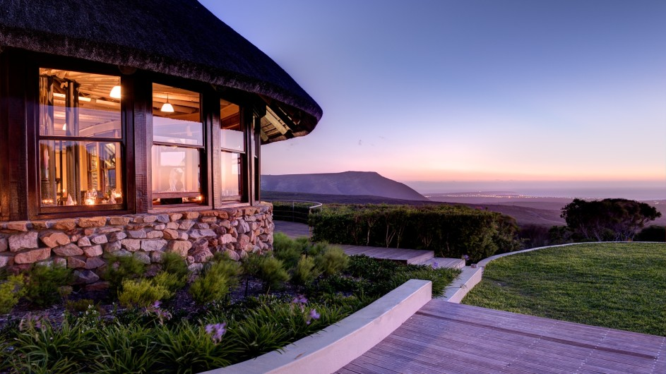 © Grootbos Private Nature Reserve Garden Lodge Garten