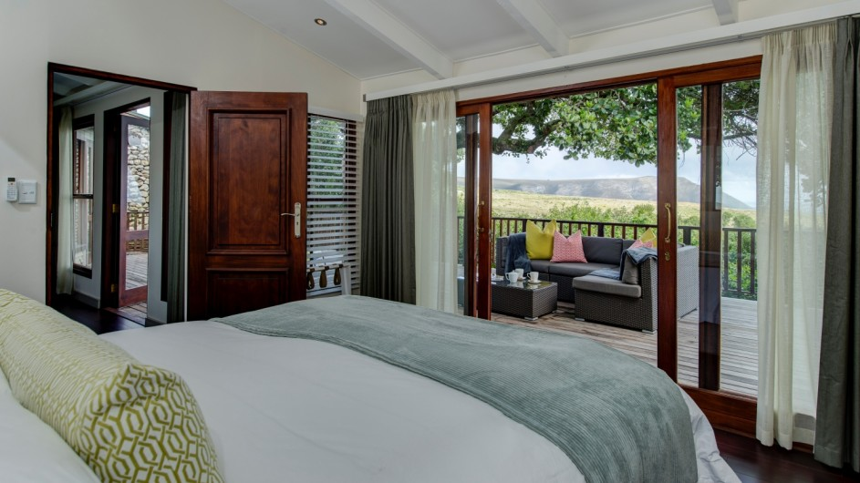 © Grootbos Private Nature Reserve Garden Lodge Zimmer