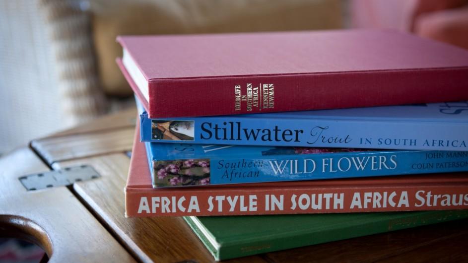 Südafrika Hermon Bartholomeus Klip Farmhaus Deckhouse Bücher