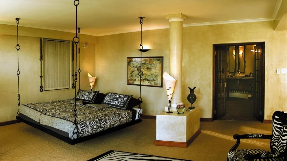 Südafrika Kapstadt Ambiente Gueshouse Suite 1 Schlafzimmer