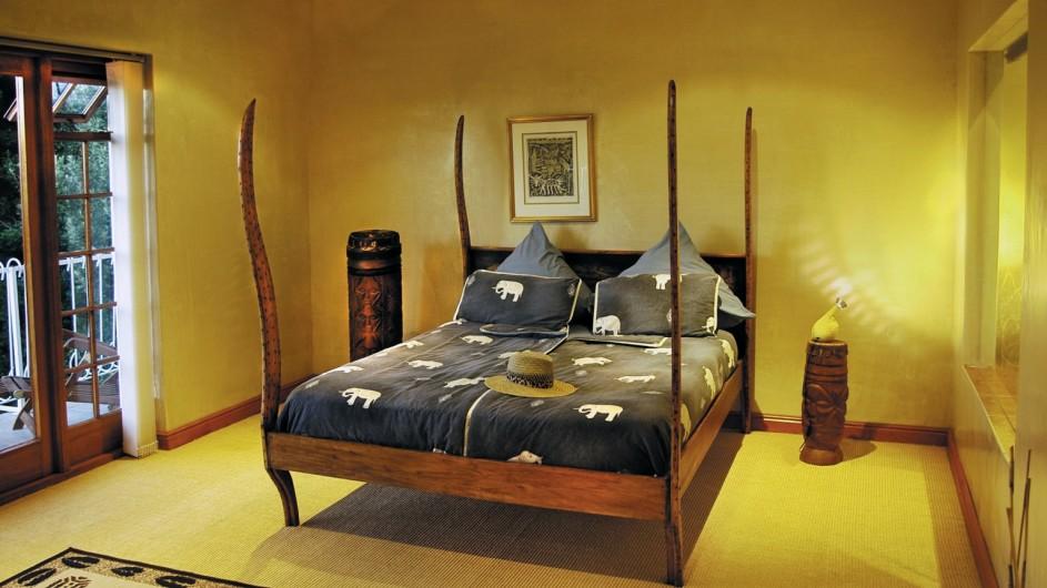 Südafrika Kapstadt Ambiente Gueshouse Suite 2 SChlafzimmer