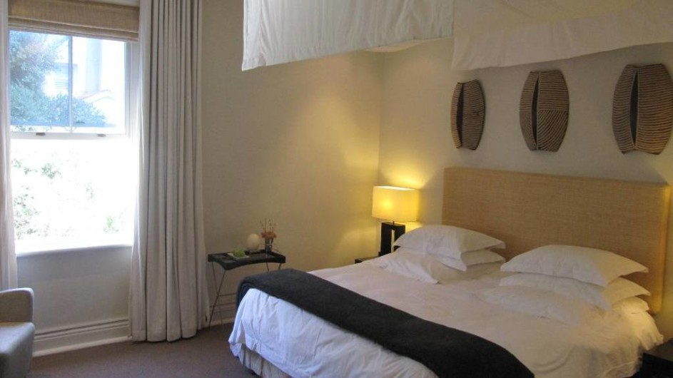 Südafrika Kapstadt An African Villa Gold Class Zimmer