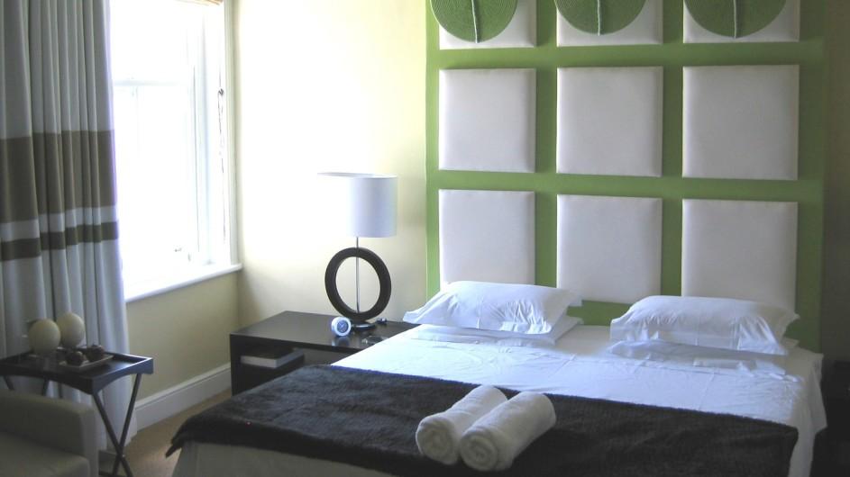 Südafrika Kapstadt An African Villa Silver Class Zimmer