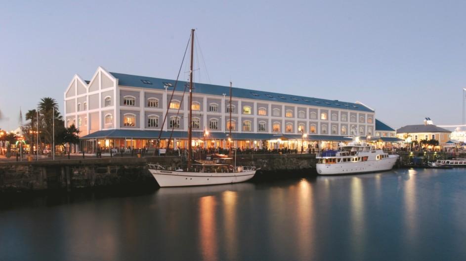 Südafrika Kapstadt Victoria & Alfred Hotel Ansicht