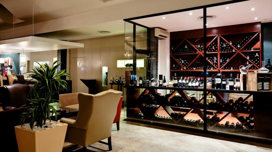 Südafrika Kapstadt Victoria & Alfred Hotel Oyo Restaurant und Cocktail Bar
