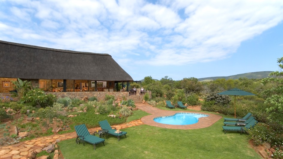 Südafrika Ohrigstad Iketla Lodge Ansicht